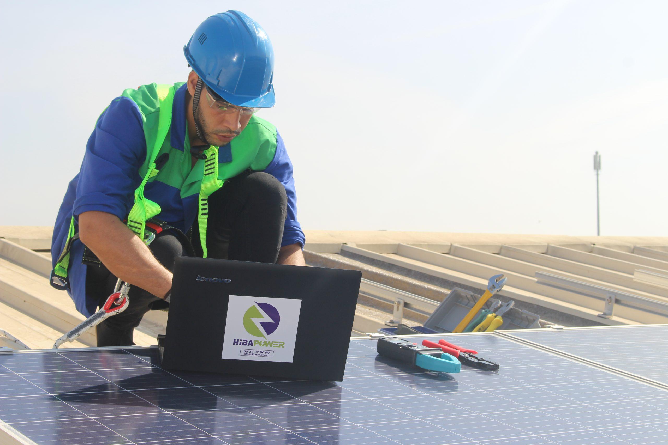 Maintenance-installation-solaire