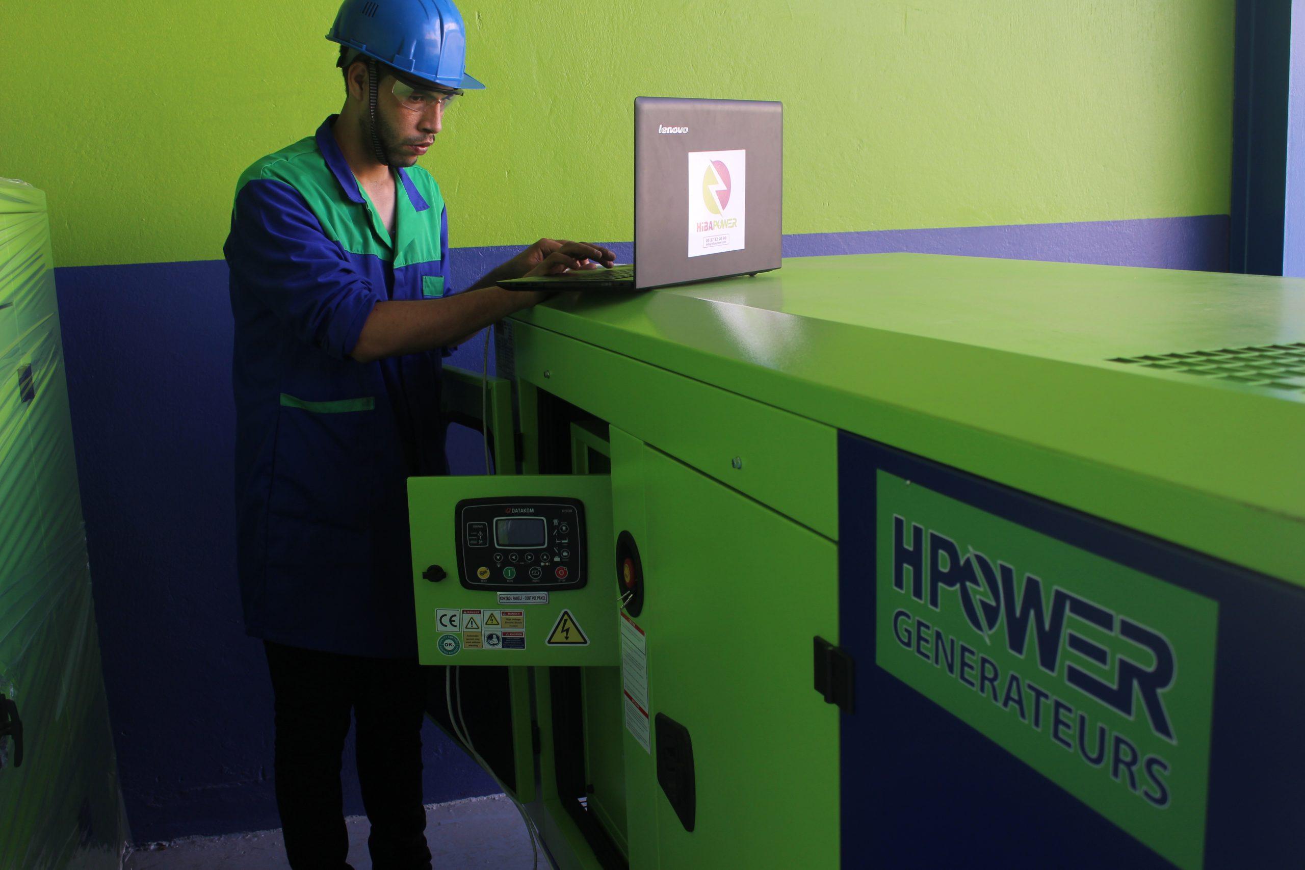 Groupe-électrogène-HPOWER