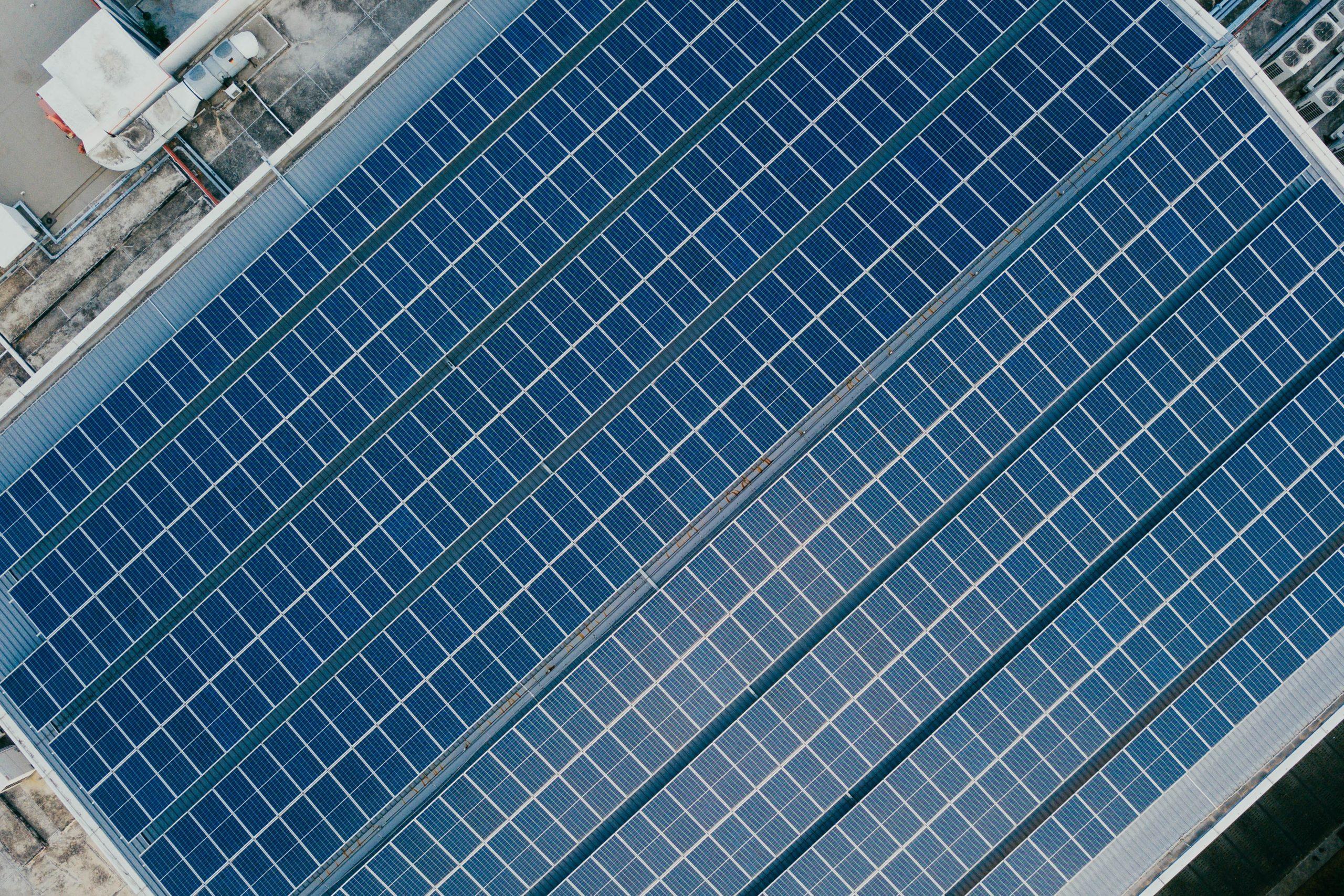électrification-panneaux solaire